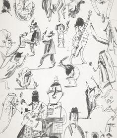 sketchbook - Joe Todd Stanton