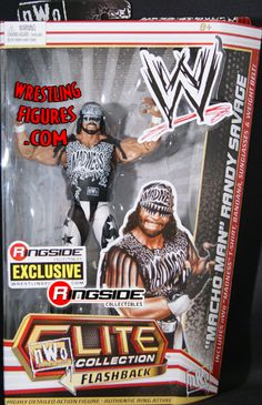 RINGSIDE COLLECTIBLES WWE Toys, Wrestling Action Figures, Jakks Pacific, Classic Superstars Action F: NWO SAVAGERINGSIDE COLLECTIBLES ELITE EXCLUSIVEWWE Toy Wrestling Action Figure