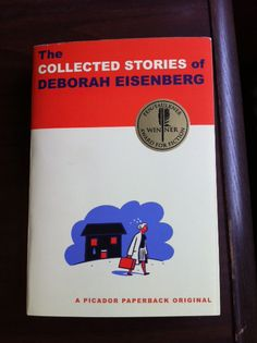 Picador's great cover for the great Deborah Eisenberg
