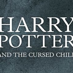 Harry Potter and the Cursed Child front
