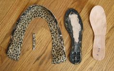 Make This - DIY Shoes - Part 2 - Making A Pattern - Luxe DIY - How Did You Make This?