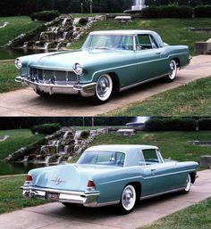 Lincoln Continental Mark II 1957.
