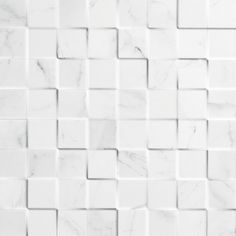 Mosaico Carrara Blanco from Porcelanosa ... another consideration for backspash