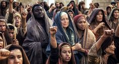 'AD: The Bible Continues': Whither Mother Mary? AD The Bible Continues  #ADTheBibleContinues