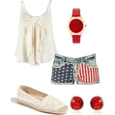 4th of july outfit ideas pinterest