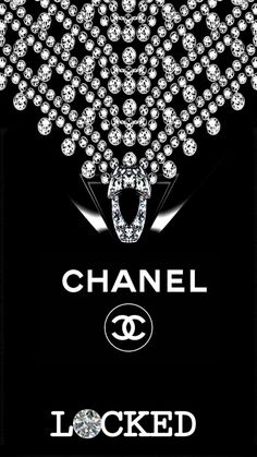 Gucci Wallpaper: I created something AMAZING with PicsArt. Take a look picsart. Coco Chanel Wallpaper, Pink Wallpaper Girly, Chanel Wallpapers, Name Wallpaper, Flower Phone Wallpaper, Locked Wallpaper, Cellphone Wallpaper, Lock Screen Wallpaper, Cute Wallpapers