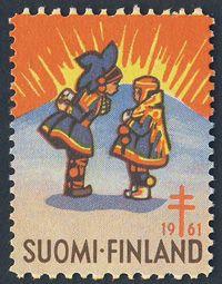 Finland 1961 (sweet)