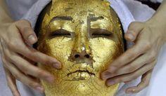 #Tratamiento de hilos de oro: Nuevas #tendencias de #belleza