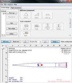 Image result for compressed air rocket template   Model Rocketry ...