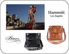 Bestseller - The Montana Messenger bag by Hammitt is such a unique design and can surprisingly hold quite a bit! It has three separate zip pockets: one small one on top perfect for keys, phone, lip gloss; another main pocket on front that has 2 open pockets inside; and one more zip pocket on back. The strap can be worn long or short making it either cross body style or a normal shoulder bag - 100% Italian leather and lined in suede – so many reasons to LOVE!
