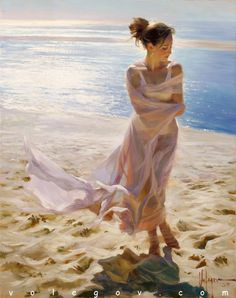 painter Vladimir Volegov, www.volegov.com