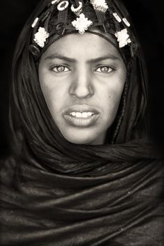All sizes | Targia - Tuareg woman near timbuktu / mali | Flickr - Photo Sharing!