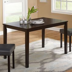 Simple Living Elinda Dining Table