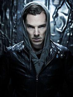 I loved playing a villain' Benedict Cumberbatch talks Star Trek ...