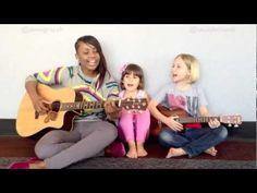 Hold Me/Headphones medley by Jamie Grace feat. Ukulele Mandi & Olivia (JG and Britt Nicole cover)