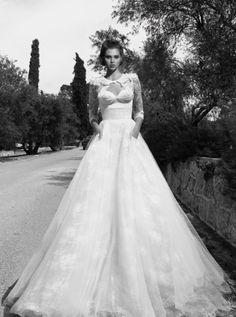 12 vestido de novia espectacular inbal dror
