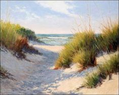 Image result for coastal paintings