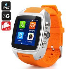 iMacwear SPARTA M7 Watch Phone (Silver) ECA LISTING BY Y&M Heading, Calliope, Queensland, Australia