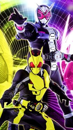 Kamen Rider Zero-One (Rising Hopper) Sci Fi Characters, Fictional Characters, Kamen Rider Decade, Kamen Rider Zi O, Hero Time, Zero One, Marvel Entertainment, Power Rangers, Spiderman