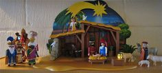 Advent readings (to go with nativity scene) for toddlers