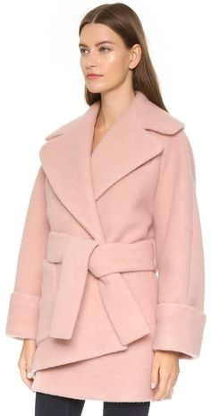 Carven Oversized Coat | SHOPBOP