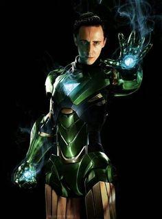 Loki, Iron , Iron man, IronLoki