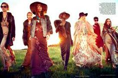 boho folk editorial - Buscar con Google