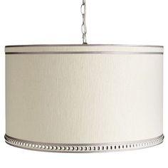 Elegant Trim Pendant Lamp