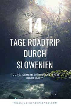 Mit diesen Tipps wird dein Slowenien Roadtrip unvergesslich! Wir haben dir Route, Sehenswürdigkeiten und Highlights im Artikel zusammengefasst.