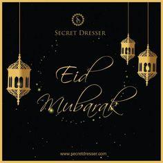 Warm Wishes to everyone on the auspicious occasion of Eid! #HappyEid #SecretDresser #Shopaholic #Festivities