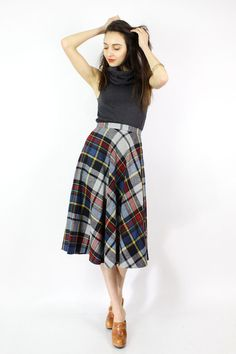 Plaid never goes out of style <3