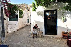 Ano Plaka Crete by vasanaf300
