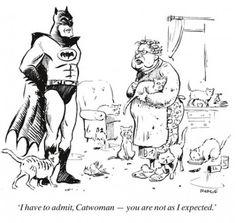 Batman vs. Catwoman