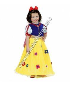 Disfraz de Princesa de los Cuentos para niñas. #Disfraces #Carnaval www.casadeldisfraz.com Zara, Baby Costumes, Princesas Disney, Snow White, Disney Princess, Disney Characters, Princesses, Ebay, Petite Fille
