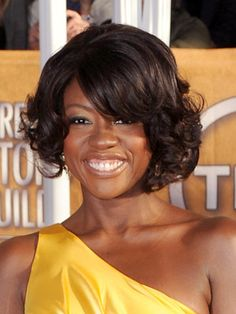 Viola Davis: beautiful both inside and outside.