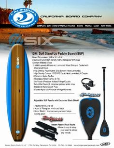 Keeper Sports Stand Up Paddle Board Set (10-Feet 6 x 31 x 5.5-Inch) - http://boatpartdeals.com/watersports/stand-up-paddleboards/keeper-sports-stand-up-paddle-board-set-10-feet-6-x-31-x-5-5-inch/