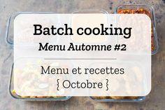 Batch cooking Fall # 2 - October Month - Week 40 - For Halloween Halloween Desserts, Halloween Cakes, Les Croquettes, Halloween Crafts For Toddlers, Batch Cooking, Toddler Meals, Creative Food, Sheet Pan, Food Inspiration