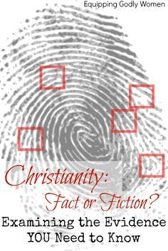 Did you know there is actually a TON of factual evidence for Christianity? Find out what it is and why it matters here!