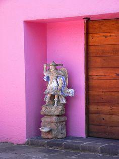 Luis Barragan's Casa Eduardo Prieto Lopez by pov_steve, via Flickr