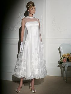 Grace Kelly style by Fara Sposa