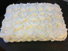 wedding sheet cakes   sheet cake wedding cake... cheaper/easier   Wedding Inspiration