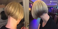 All sizes | bob haircut | Flickr - Photo Sharing! Bob Haircuts For Women, Short Pixie Haircuts, Long Bob Hairstyles, Undercut Hairstyles, Cool Haircuts, Short Hair Cuts, Short Hair Styles, Pixie Bob, Sexy Bob Haircut