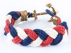 Anchor Bracelet - JFK - by Kiel James Patrick