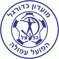 1924, Hapoel Afula F.C. (Afula, Israel) #HapoelAfulaFC #Afula #Israel (L13319)