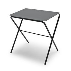 Skagerak - Table Bow - Noir anthracite