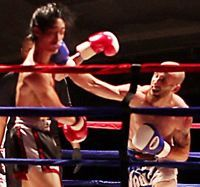 Amateur Muay Thai Fights 44