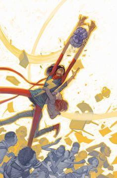 JULIAN TOTINO TEDESCO - Ms. Marvel