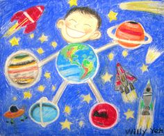 Nearly 1,400 Enter Science-Art Contest for Grades 2-4 - Art for Conservation