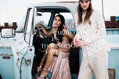 See our  gorgeous Gina's Joshua Tree inspired wedding dress here!  #wedding #weddingdress #bride #bridal #couture #hautecouture #couturedress #desert #joshuatree #cacti #cactus #hermionedepaula BLOG — by Andrew James Abajian