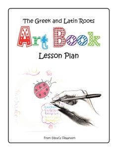Free! This lesson combines the enjoyment of art and creativity with vocabulary development. It is basically a mnemonic lesson, designed to help students commit the meanings of the Greek and Latin stems to memory.